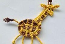 Crochet Applique Motif
