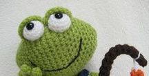 Amigurumi Frog / Amigurumi Frog, amigurumi Frog crochet pattern, amigurumi Frog crochet pattern free, crochet animals
