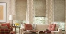 Aluminum Blinds / Aluminum blinds from Lafayette Interior Fashions bring you the very best in function, finishes, style, and durability.