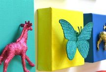 Crafty Stuff / by Chantalle Fiscus