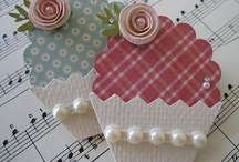 Creativity At Work / Cards, Scrapbooks, Journals, etc..... / by Bethany Lavallee
