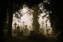 Cemeteries / by J Paul Hawthorne