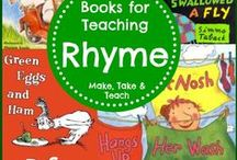 Phonemic Awareness / by Make, Take and Teach