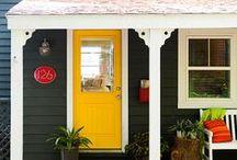 home / porches + decks / by suziebeezie