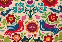 art / design + pattern / by suziebeezie