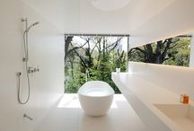 bathrooms / by Chanelle Botha