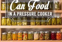 Food: Storage / Various ideas and suggestions for storing food.