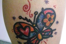 Inked Tattoo  / Seleção de alguns trabalhos realizados pelo tatuador Junior Garcia no estúdio Inked Tattoo.