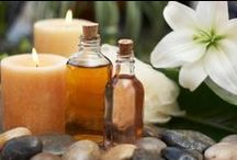 Aromatherapy For the Senses / Various herbs and oils for health and the soul.