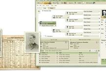Genealogy Software / by J Paul Hawthorne