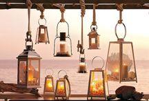 lanterns / by Chanelle Botha