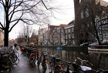 Amsterdam / the most beautiful places of Amsterdam.