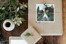 Wrapped up: tags, packages, envelopes