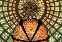 Domes and Spheres / I like round. I enjoy living inside domes and handling spheres. A round design brings harmony. These are domes and spheres that have been found and shared from around the world through the world wide web. A round not flat world.