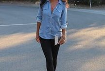 My Casual Style / by Kimberly Gibson