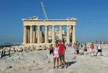 Athens (Atene) / the most beautiful places of Athens