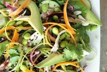 Eat Your Veggies! / A colourful collection of vegetable sides and salads! / by Jill Sam