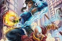 Avatar: TLA & LOK / by Quincee Pyle