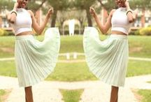 My Thrift Store Style / by Kimberly Gibson