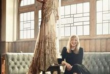 McQ - Sarah Burton / She carries her name and his house with style, vision and respect.