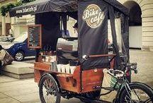 Food Trucks / Keep it simple and moving ...
