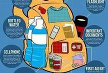 Just in Case / Be prepared.  Just In Case.....