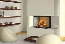 Fireplaces for your home / Fireplaces for modern house