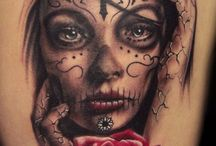 Tattoos / by Kailyn Larkin