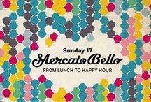 Mercato Bello ▼  / Temporary Shop ▼ Design, craft, Eco & Recycle