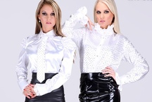 BEAUTIFUL BLOUSES (Collection 2012) / from the 2012's collection - sold out