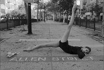 The Ballerina Project / by Dagny Ingle