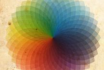 ★ C O L O U R ★ / Color possesses me ~  Paul Klee