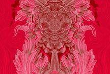 ★ wallpaper & fabric ★