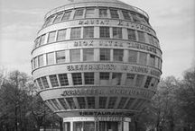 ★ A R C H I T E C T U R E ★ / Architecture is inhabited sculpture ~ Constantin Brancusi