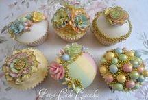 ricos y hermosos pasteles / ricos y hermosos  pasteles / by luzmary quiceno cardona