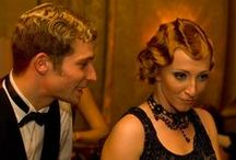 Absinthe and Boheme Sauvage / Bohème Sauvage is.... .. more than a party! It's a dazzling, glamorous and glittering hommage to the era of the Golden Twenties.   www.absinthedistribution.ch