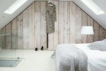 Bedroom inspiration for my home / A collection of beautiful bedrooms for home interiors fans