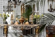 Beautiful Rooms / Living Rooms