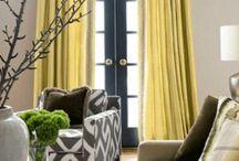Beautiful window treatments / Beautiful window treatments