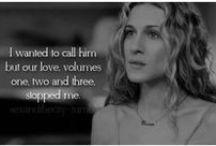 Carrie Bradshaw Inspiration