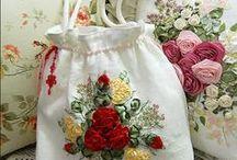 bordados y croche / para el hogar / by luzmary quiceno cardona