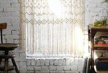 Window and curtain treatment, interior design ideas / Interior design inspiration for window treatments, Beautiful windows