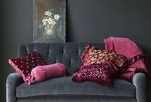 Great use of colour, colourful world / colour, bright colour, using colour in the home, color in the home