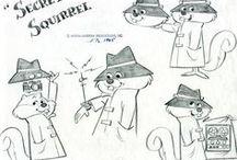 Draw Hanna Barbera