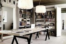Office / Study / The board for home office and study interior design, ideas and inspiration.