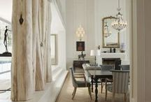 Inspiration - Georgian / Style inspiration and images for the Georgian interior design and architectural style.