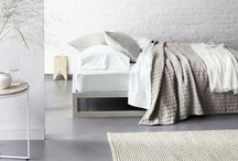 Inspiration - Minimalism / Interior Design and home decorating inspiration for the Minimalist style.