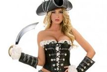 Sexy Halloween Costumes for Women with Breast Implants / When a woman gets breast implants, an odd thing happens… suddenly all of us look forward to Halloween way more than we used to! It's not just because we get to shop for sexy costumes… it's because we get to shop for sexy costumes that make our boobs look amazing!!!