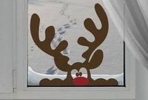 Weihnachten / Winter / Weihnachtsgeschenke zum selber machen.  Dekoration für drinnen und draußen.  Gemütlichkeit und Vorfreude.