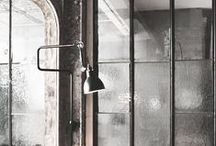 Inspiration - Industrial / Industrial interior design and home decorating inspiration.
